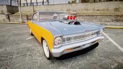 Chevrolet II Nova SS 1966 Custom [EPM] PJ1 для GTA 4