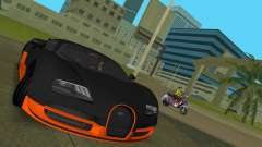 Bugatti Veyron Super Sport для GTA Vice City