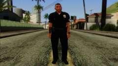 Полицейский (GTA 5) Skin 4