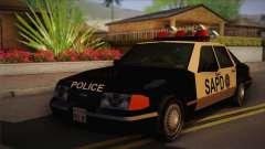 GTA 3 Police Car