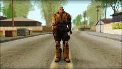 Deadpool The Game Cable для GTA San Andreas