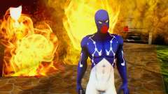 Skin The Amazing Spider Man 2 - Suit Cosmic для GTA San Andreas