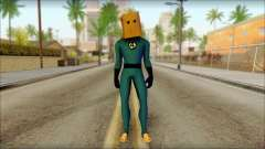 Spiderman для GTA San Andreas