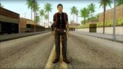 Wei Shen From Sleeping Dogs для GTA San Andreas