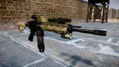 Автоматический карабин Colt M4A1 devgru