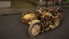 BMW R75 Desert from Forgotten Hope 2 для GTA San Andreas