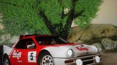 Ford RS200 Evolution 1985