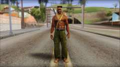 MR T Skin v9 для GTA San Andreas