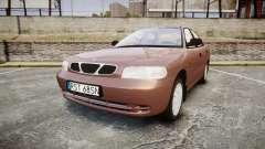 Daewoo Nubira I Sedan S PL 1997