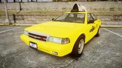 GTA V Vapid Taxi LCC для GTA 4