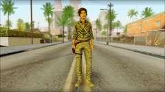Tomb Raider Skin 3 2013 для GTA San Andreas