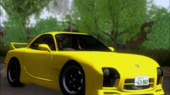 Mazda RX-7 FD3S A-Spec для GTA San Andreas