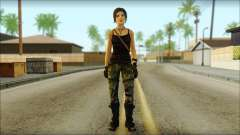 Tomb Raider Skin 4 2013 для GTA San Andreas