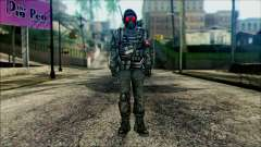 Manhunt Ped 1 для GTA San Andreas