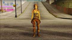 Tomb Raider Skin 7 2013 для GTA San Andreas