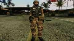 Солдат МЕК (Battlefield 2) Skin 6