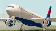 Airbus A330-300 Delta Airlines для GTA San Andreas