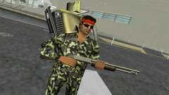 Camo Skin 03 для GTA Vice City