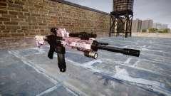 Автоматический карабин Colt M4A1 kawaii