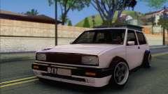 Volkswagen Club Mk2 для GTA San Andreas