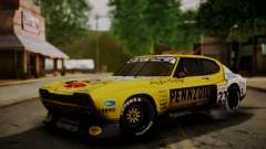 Ford Capri RS Cosworth 1974 Skinpack 4 для GTA San Andreas