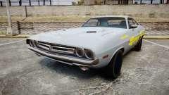 Dodge Challenger 1971 v2.2 PJ4 для GTA 4