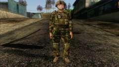 Британский солдат (ArmA II: BAF) v1