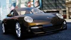 Porsche 911 Turbo для GTA 4