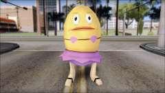 Biklad from Sponge Bob для GTA San Andreas