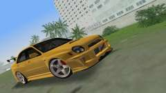Subaru Impreza WRX 2002 Type 5 для GTA Vice City
