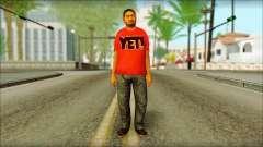GTA 5 Ped 22 для GTA San Andreas