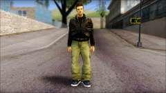 GTA 3 Claude Ped