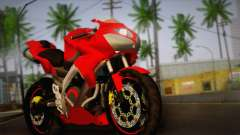 Yamaha New V-Ixion Lightning Concept Variasi для GTA San Andreas