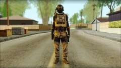 Наёмник (SC: Blacklist) v2 для GTA San Andreas