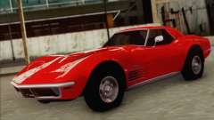 Chevrolet Corvette ZR1 1970 для GTA San Andreas