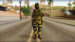 Солдат ЕС (AVA) v4 для GTA San Andreas