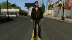 Kenny from The Walking Dead v2 для GTA San Andreas
