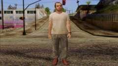 Trevor Phillips Skin v3 для GTA San Andreas