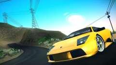 ENBSeries Multiplayer Expierence для GTA San Andreas