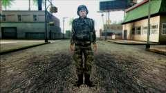 Солдат Национальной гвардии США (WIC)