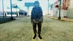 Солдат ВДВ (CoD: MW2) v4 для GTA San Andreas
