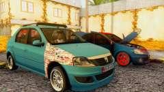 Dacia Logan 1.6 MPI Tuning