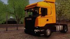 Scania R500 Streamline