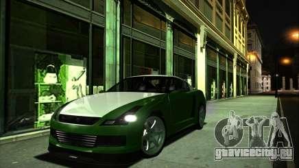 Elegy RH8 Tunable v1 для GTA San Andreas