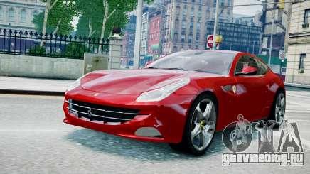 Ferrari FF купе для GTA 4