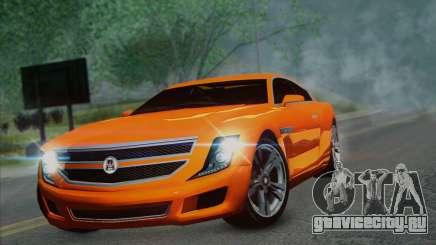 Alpha - DLC Business GTA V для GTA San Andreas
