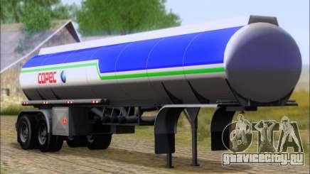 Прицеп цистерна Carro Copec для GTA San Andreas