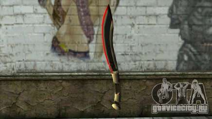 Fang Blade from PointBlank v1 для GTA San Andreas