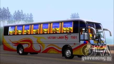 Marcopolo Victory Liner 7001 для GTA San Andreas