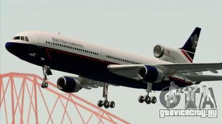 Lockheed L-1011 TriStar British Airways для GTA San Andreas